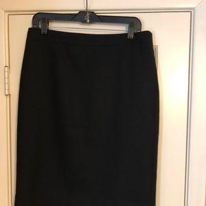 J crew classic pencil skirt